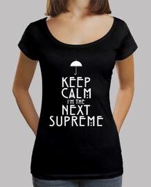 mantener la calma im la próxima supremo
