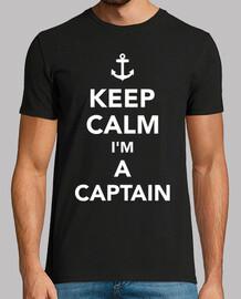 mantener la calma que soy un capitán