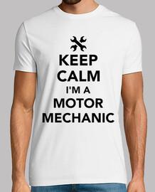 mantener la calma que soy un mecánico de motores