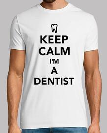 mantener la calma soy dentista
