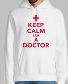 mantener la calma soy un doctor