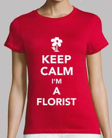 mantener la calma soy un florista