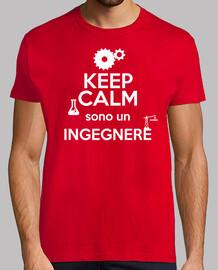 mantener la calma soy un ingeniero