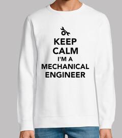 mantener la calma soy un ingeniero mecá