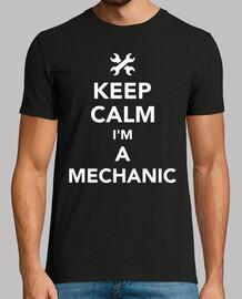 mantener la calma soy un mecánico