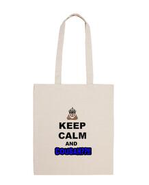 mantener la calma y cousah