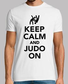 mantener la calma y el judo
