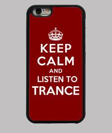 mantener la calma y escuchar trance