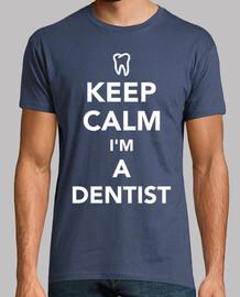 mantener la calma yo es dentista
