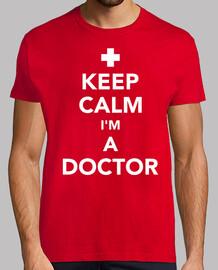 mantener la calma yo es doctor