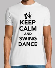 mantenere la calma danza e swing