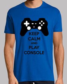 mantenere la calma e giocare console