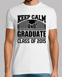 mantenere la calma e lauree del 2015
