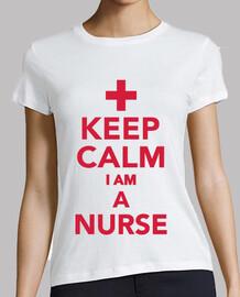 mantenere la calma im un infermiere