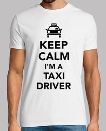 mantenere la calma io sono un tassista