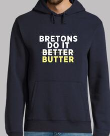 mantequilla breton hacerlo