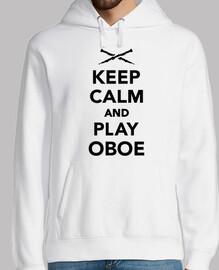 mantieni la calma e gioca a oboe