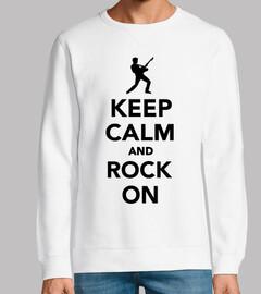 mantieni la calma e rock