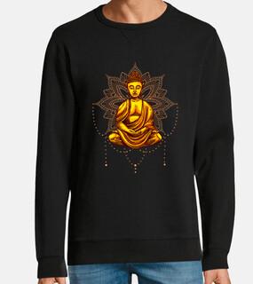 mantra di meditazione statua di buddha
