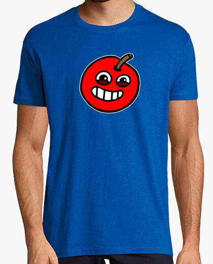 Camiseta manzana