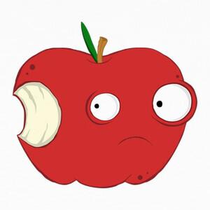 Camisetas Manzana