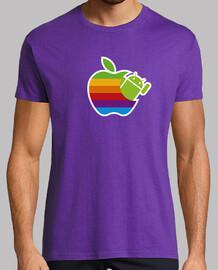 Manzana podrida - Apple Android