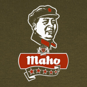 Camisetas Mao 5 estrellas