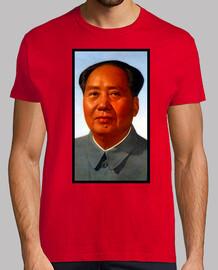 Mao portrait