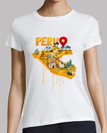 Mapa de Peru