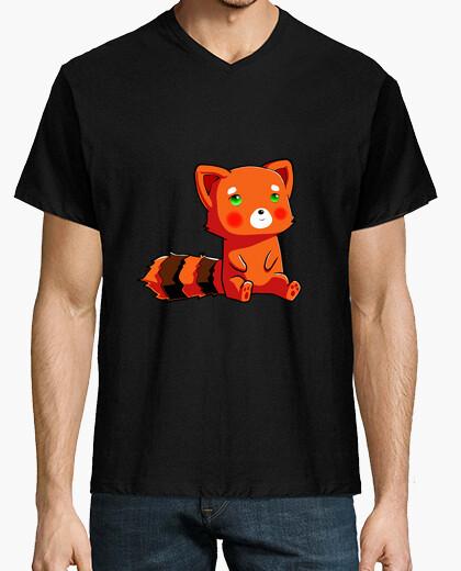 Camiseta Mapache Sonrojado