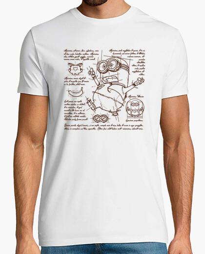 T-shirt mappa minion