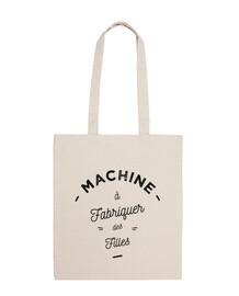 máquina para hacer chicas