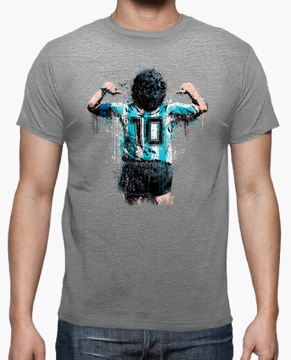 Maradona 10 boy t shirt t-shirt
