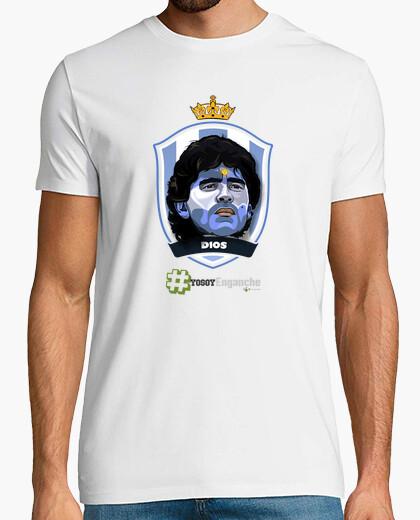 Camiseta Maradona Fútbol