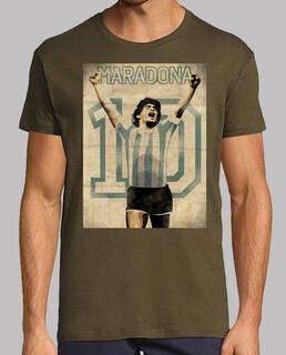 Maradona Retro futbol TV