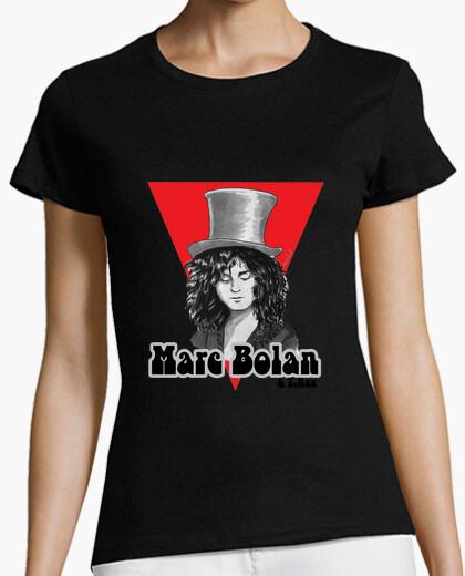 Camiseta Marc Bolan & T. Rex