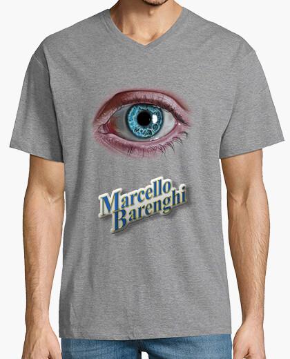 Camiseta marcello barenghi ojo azul