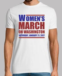 marcha de mujeres en washington