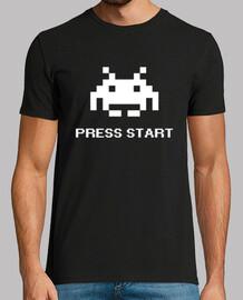 Marcianitos - Press Start