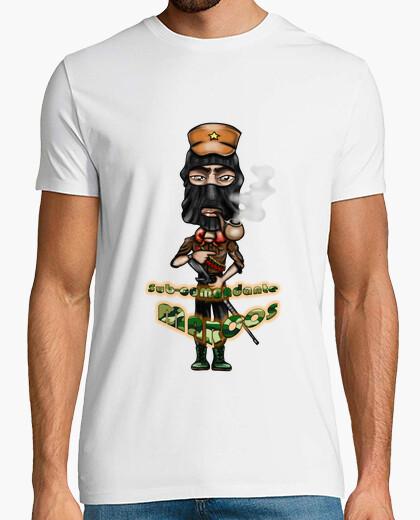 Camiseta marcos