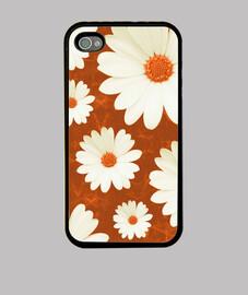 margaritas - iphone 4 naranja