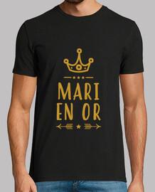 Mari en or / Mariage