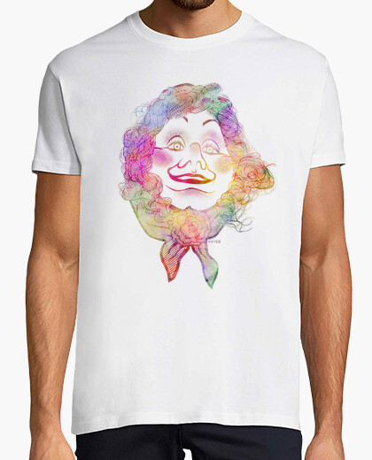 Mari jaia full - colore t-shirt