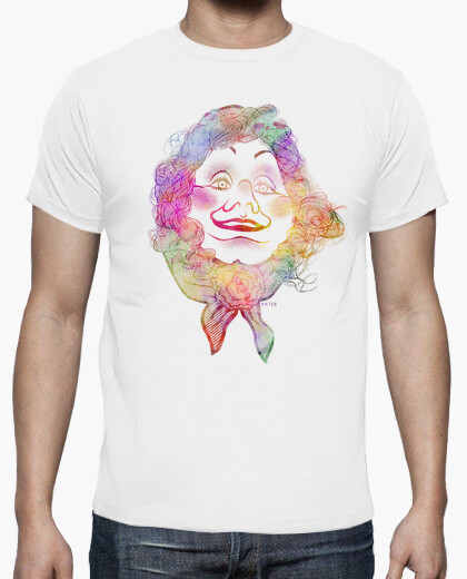 Mari jaia full color t shirt t-shirt