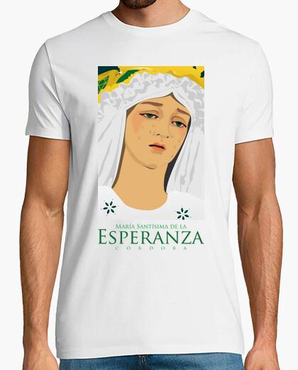 Camiseta María Stma. de la Esperanza · Córdoba