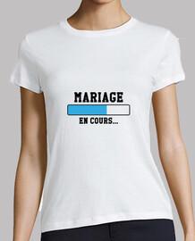 Mariage en cours...