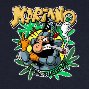 Camisetas Mariano el porrero medieval