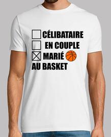 Marié au basket,basketball