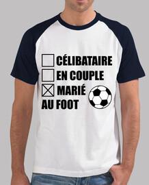 Marié au foot,football