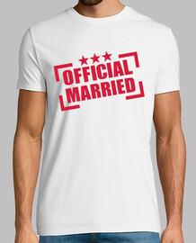 marié officielle